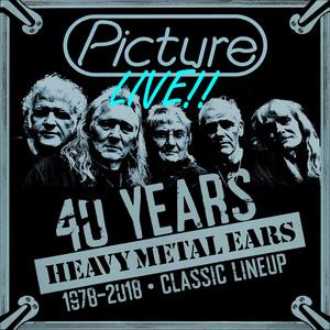 Live - 40 Years Heavy Metal Ears - 1978-2018