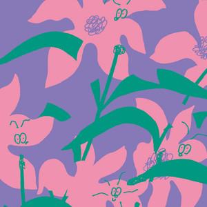 Blooms by Sau Poler