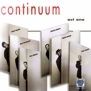Space Time All Stars - Continuum (Act One) album
