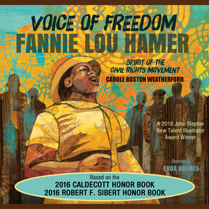 Voice of Freedom - Fannie Lou Hamer - Spirit of the Civil Rights Movement (Unabridged)