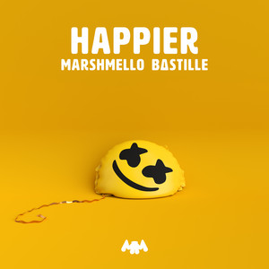 Marshmello ft Bastille – Happier (Acapella)