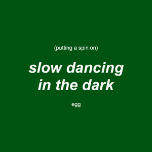 Putting a Spin on Slow Dancing in the Dark