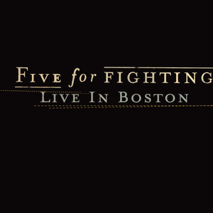 Five For Fighting Live in Boston (Live Nation Studios)
