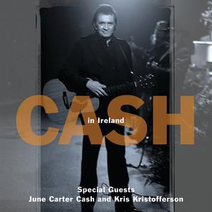 Johnny Cash Live In Ireland album