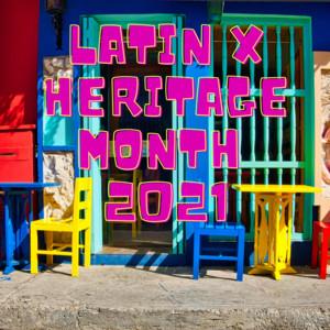 POP LATINX HERITAGE MONTH 2021