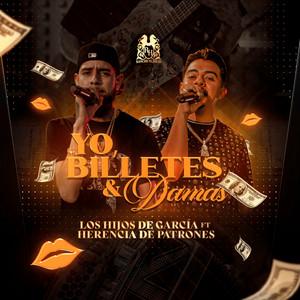 Yo, Billetes y Damas cover art
