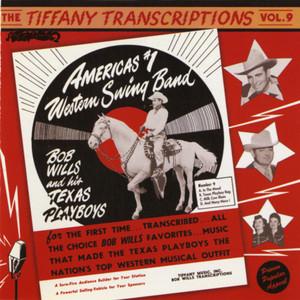 Tiffany Transcriptions, Vol. 9 album