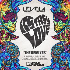 Ecstasy Love - VIP Mix cover art