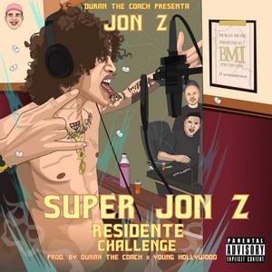 Super Jon-Z (Residente Challenge) by Jon Z