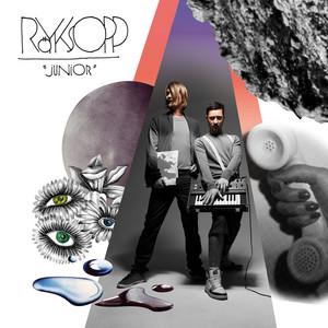 Röyksopp Forever cover art