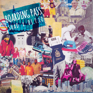 Boarding Pass - EP