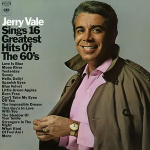 Sings 16 Greatest Hits of the 60's album
