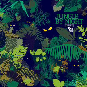 Afro Blue by Jungle By Night