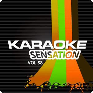 Karaoke Sensation, Vol. 58: Best Of Rascal Flatts album