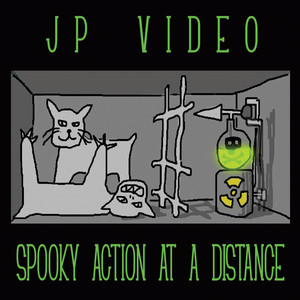 Spooky Action At A Distance album