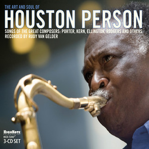 The Art and Soul of Houston Person album