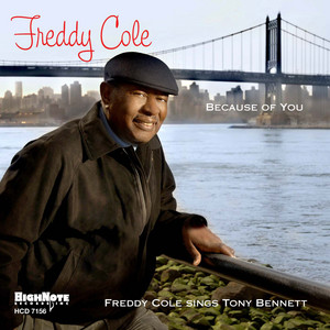 Because of You: Freddy Cole Sings Tony Bennett album