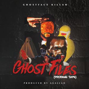 Ghost Files - Propane Tape album