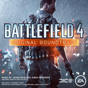 """Battlefield 4 """"Stutter"""" Theme cover art"""