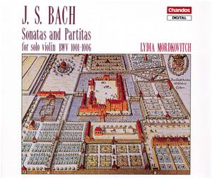 Violin Partita No. 1 in B Minor, BWV 1002: VI. Double