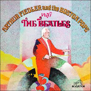 Arthur Fiedler & the Boston Pops Play the Beatles album