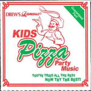 Drews Pizza Party Music album