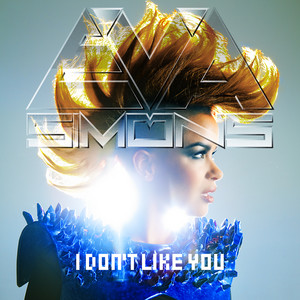 Eva Simons – I Dont Like You (Acapella)