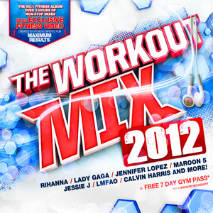 The Workout Mix 2012 (Spotify)