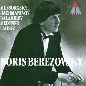Balakirev : Islamey by Mily Balakirev, Boris Berezovsky
