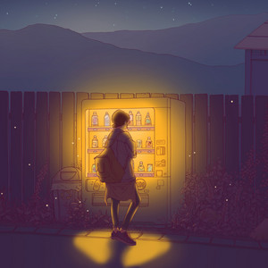 Technicolor Midnight by Kalaido