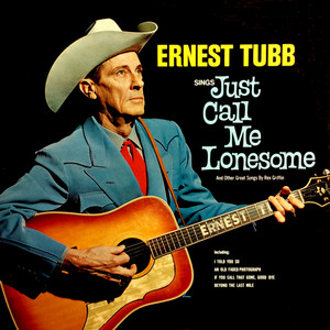 Just Call Me Lonesome album