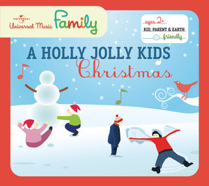 A Holly Jolly Kids Christmas album