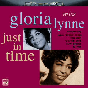 Miss Gloria Lynne: Just in Time album