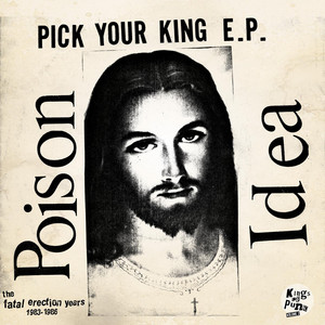 Pure Hate by Poison Idea