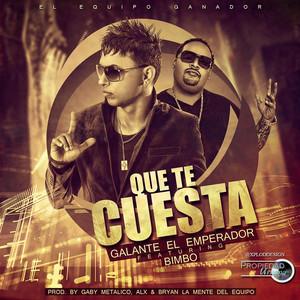 Que Te Cuesta (feat. Bimbo)