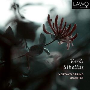 String Quartet in E Minor: III. Prestissimo cover art