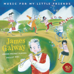 Dance of the Blessed Spirits by Christoph Willibald Gluck, James Galway, London Mozart Players