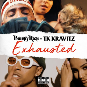 Exhausted cover art