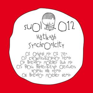 Synchronicty - Block Barley & Engin Oeztuerk Holmb... cover art