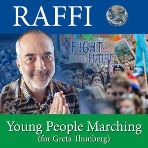 Young People Marching (for Greta Thunberg)