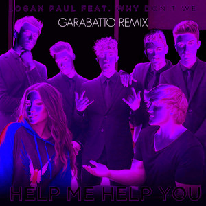 Help Me Help You  (GARABATTO Remix) cover art