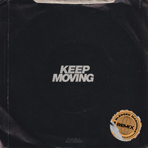 Keep Moving - The Blessed Madonna remix by Jungle, The Blessed Madonna