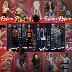 Options (with Coi Leray & Wale) - Remix