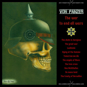 The Iron Cross by Von Panzer