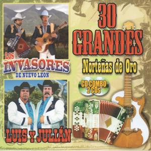 30 Grandes Nortenas De Oro album