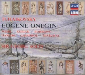 "Eugene Onegin, Op.24, TH.5 / Act 1: Letter scene. ""Puskai pogilabnu ya, no pryezhde"""