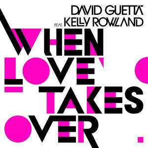 When Love Takes Over cover art