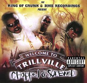 Bitch Niggaz - From King Of Crunk/Chopped & Screwed