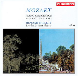 "Piano Concerto No. 21 in C Major, K. 467 ""Elvira Madigan"": II. Andante by Wolfgang Amadeus Mozart, Howard Shelley, London Mozart Players"
