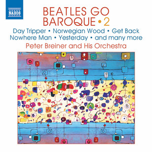Beatles Concerto Grosso No. 8 (After Vivaldi's Op. 8): I. A Day in the Life cover art